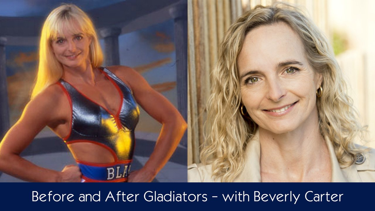 Video Documentary Before and After Gladiators with Beverly Carter