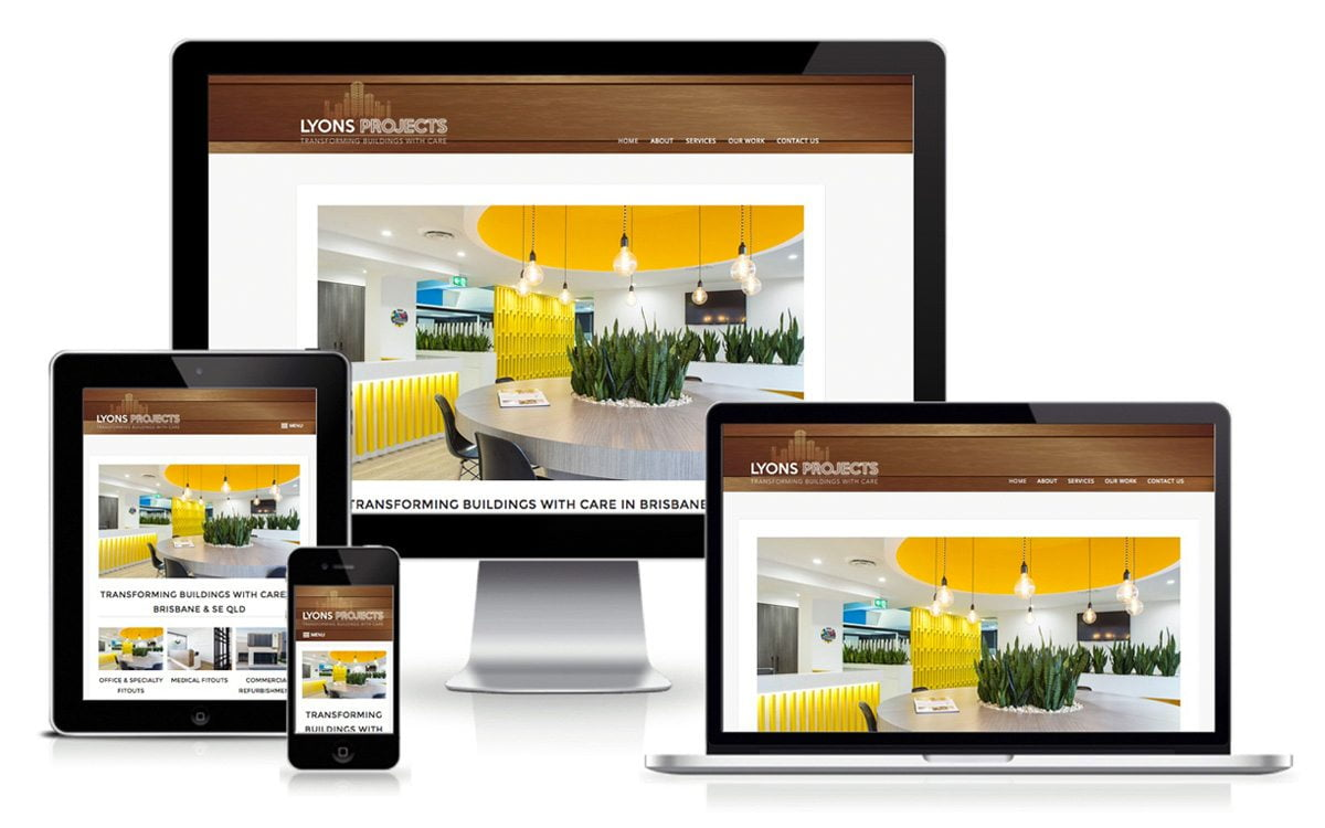 Responsive Website Design Lismore