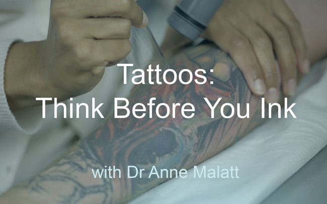 Tattoos Think Before You Ink Video Production Lismore