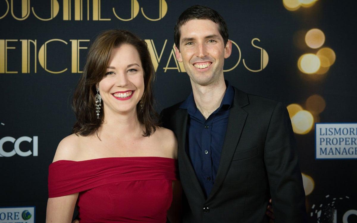 Heidi Baldwin and Jonathan Baldwin